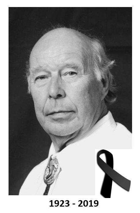 Freddy Kaltenborn 1923 - 2019